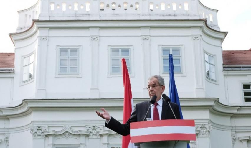 Alexander Van der Bellen, le nouveau président de l'Autriche