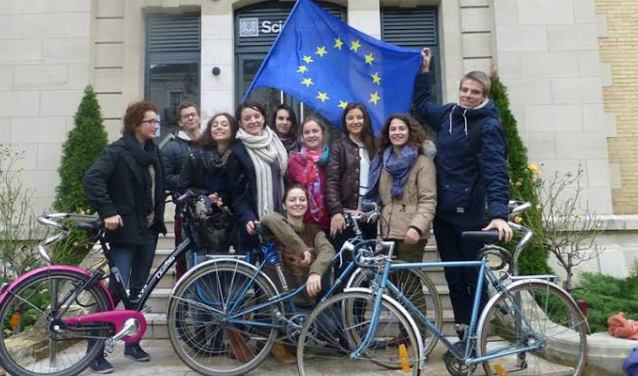 Vive l'Europe à vélo !