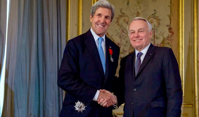 Les charmes discrets de la diplomatie
