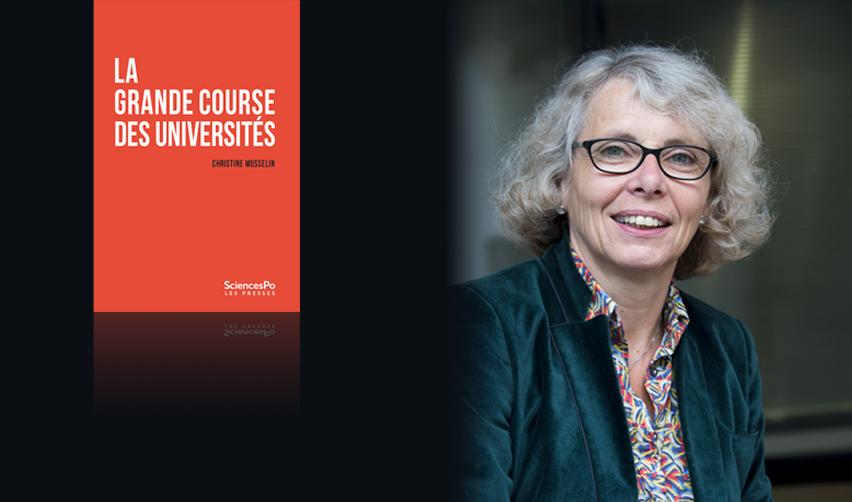 Christine Musselin, auteure de La grande course des universités