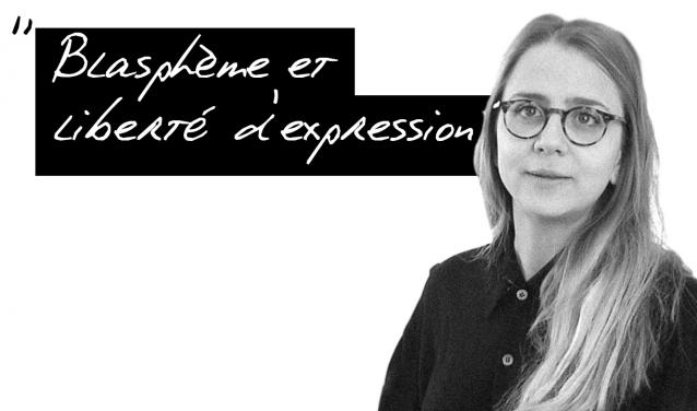 Anastasia Colosimo, a PhD student at Sciences Po