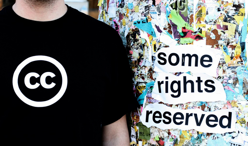 Creative Commons Swag Contest. CC BY 2.0
