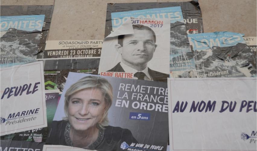 Affiches politiques