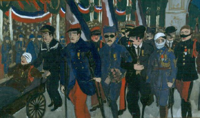 Que sont devenus les soldats blessés de la Grande Guerre ?