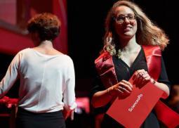 Une diplômée de la promo 2019 @Inspirience/Sciences Po
