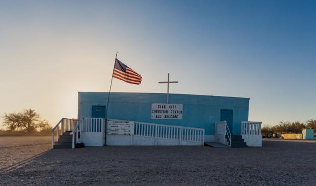 Dieu n'est pas mort : il fait de la politique