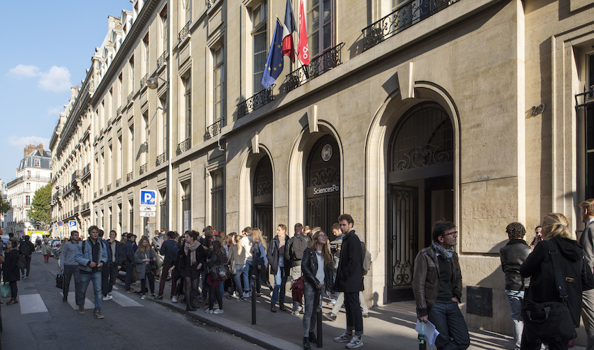 Access to Sciences Po sites reestablished