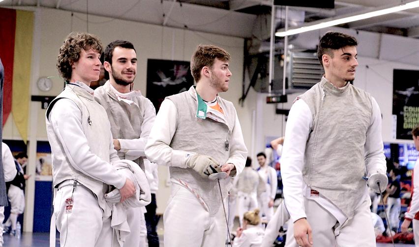 L'Assault, Sciences Po's fencing team