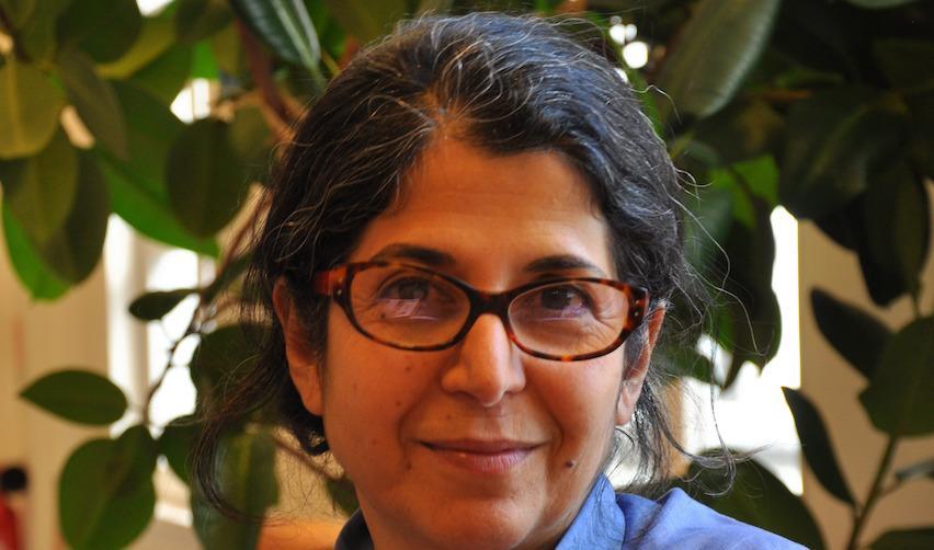 Fariba Adelkhah, incarcérée en Iran depuis juin 2019