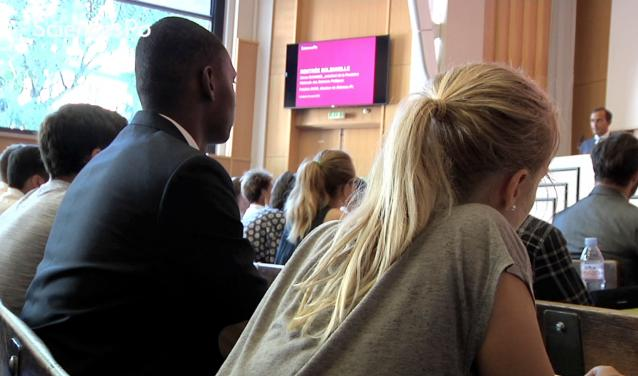Meet the first year students at Sciences Po