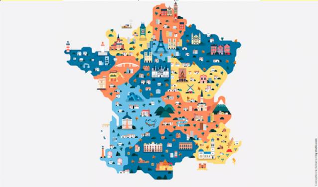 Fractures territoriales et sociales : portrait d'une France en morceaux