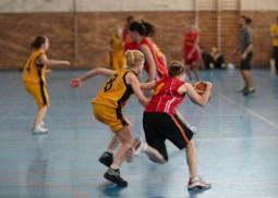 Match de basket féminin ©Manuel Braun
