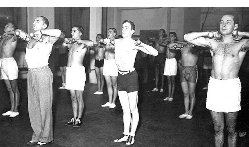 Le gymnase (salle René-Seydoux)