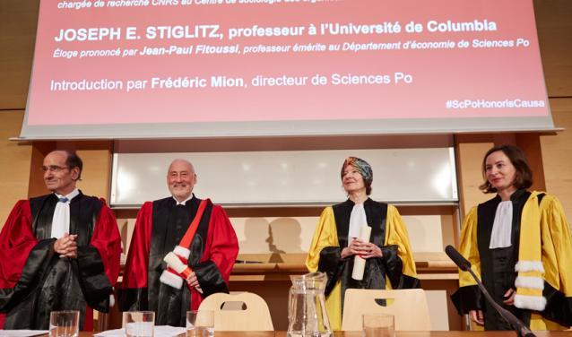 Jean-Paul Fitoussi,  Joseph Stiglitz, Viviana Zelizer, Jeanne Lazarus