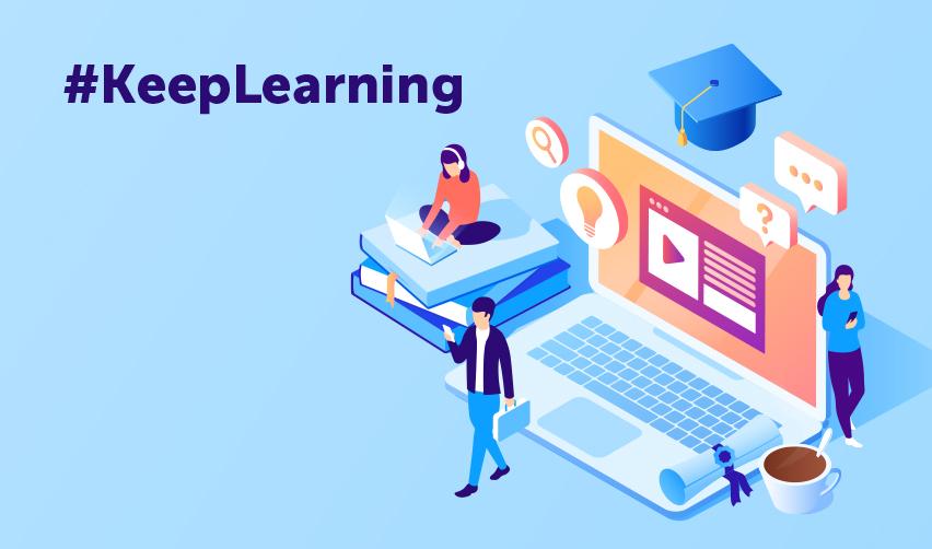 Keep Learning : pas de confinement pour les idées !