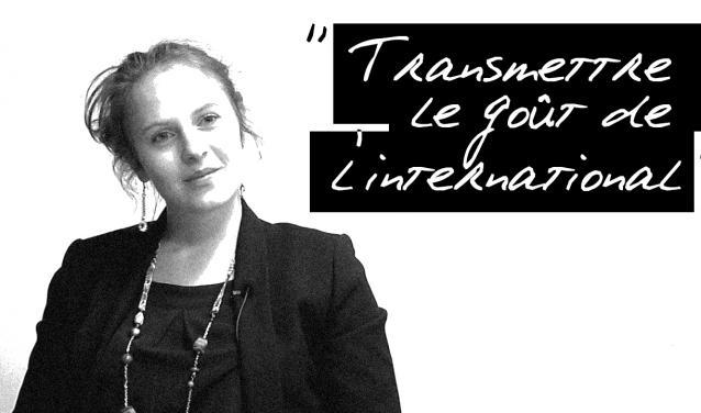 Lauriane Devoize, Sciences Po