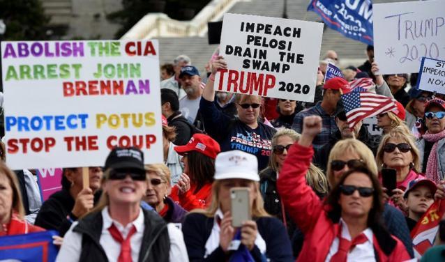 La surenchère anti-élite de la campagne présidentielle américaine
