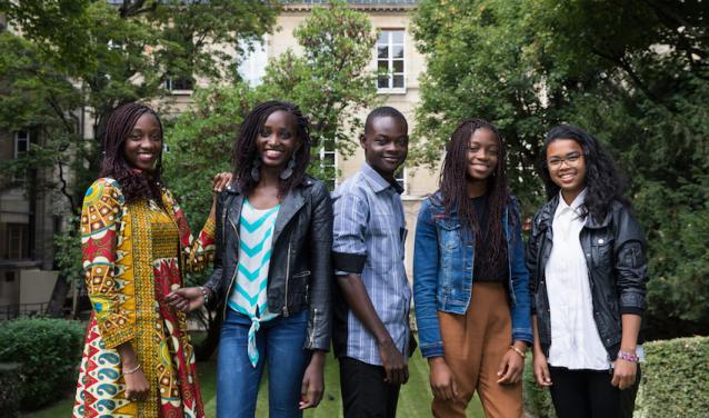 Meet the first MasterCard Foundation Scholars at Sciences Po