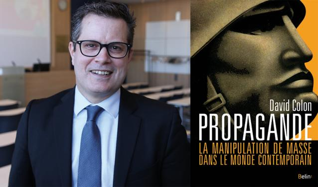 """Propaganda is the foundation of liberal democracy"""