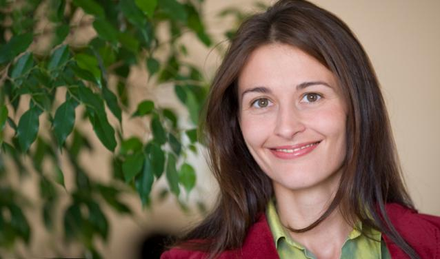 Natacha Valla, New Dean of the School of Management and Innovation