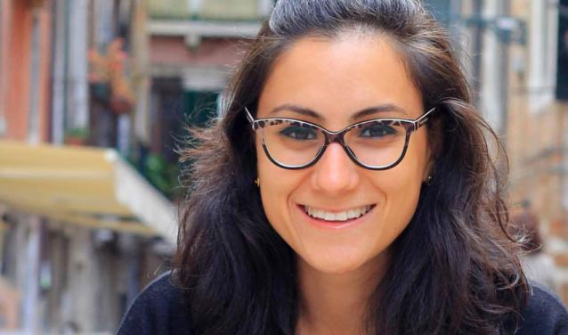 Nur Arafeh is a 2017 Rhodes Scholar