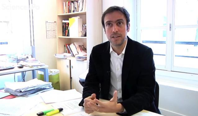 Jeremy Perelman, professeur à Sciences Po