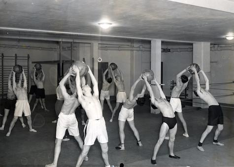 Sport at Sciences Po in 1931