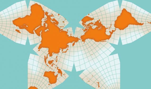 L'espace mondial comme vous ne l'avez jamais vu