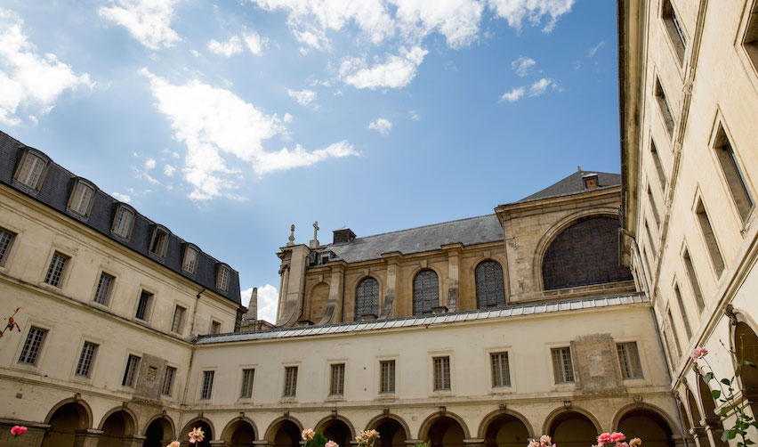 Hôtel de l'Artillerie (cour Sébastopol)