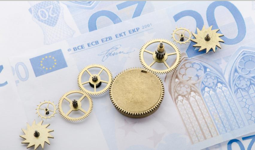 Billets européens et rouages