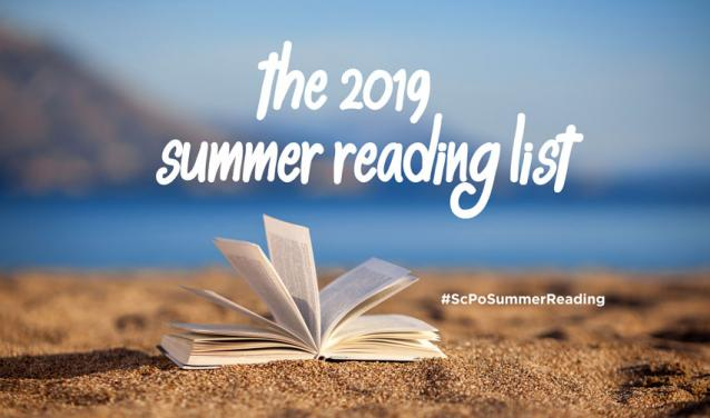The 2019 Summer Reading List is here!