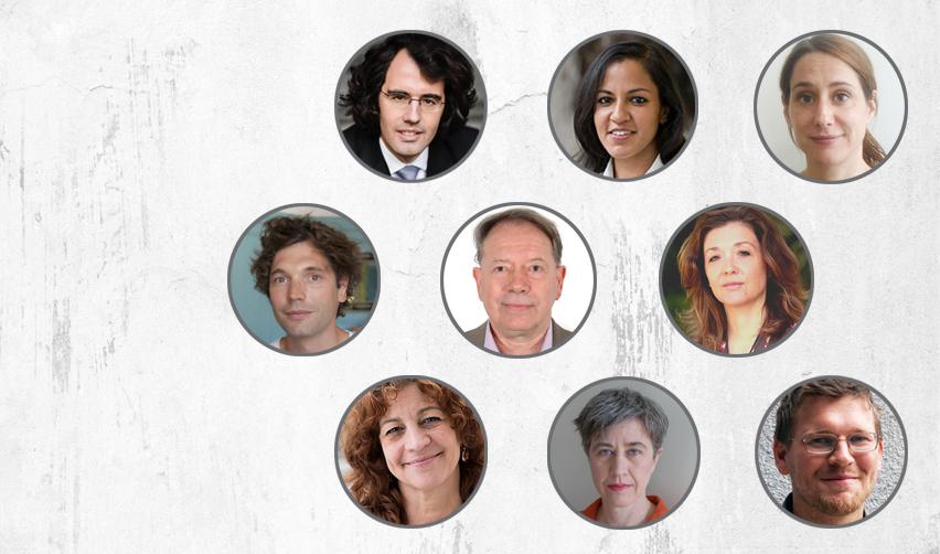 Trombinoscope des nouveaux chercheurs 2017