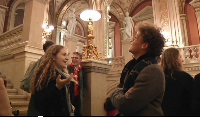 Une semaine de visites exceptionnelles à Vienne