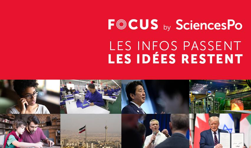 FOCUS, la série vidéo de Sciences Po