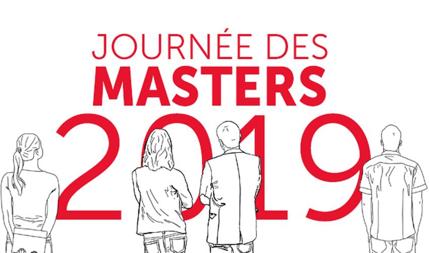 Journées des masters 2019