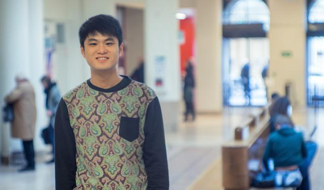 Meet  Zhenzhong, a Chinese student at Sciences Po