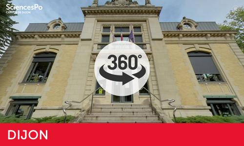 Dijon Campus 360°