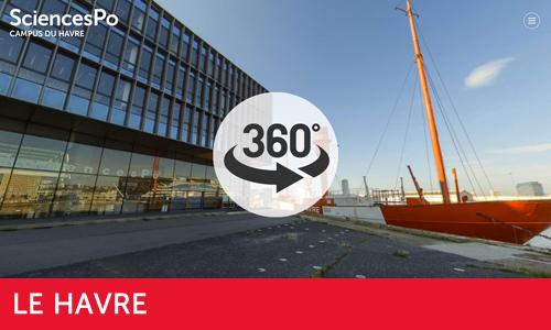 Le Havre Campus 360°