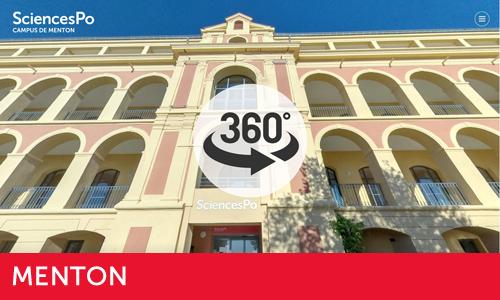 Menton Campus 360°