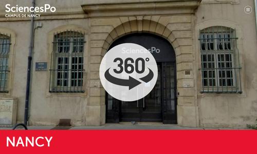 Nancy Campus 360°