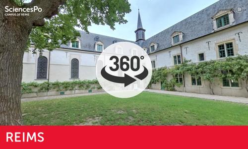 Reims Campus 360°